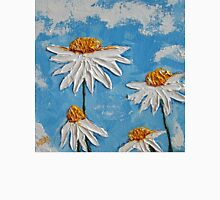 Four Daisies Womens Fitted T-Shirt