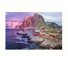 Reine's Changing of the Seasons Art Print