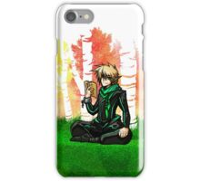 Fall Elf iPhone Case/Skin
