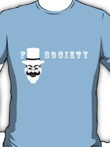 F Society - Mr Robot T-Shirt