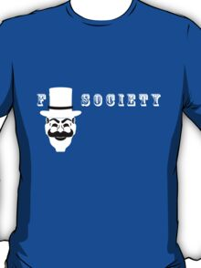 F Society - Mr Robot T-Shirt