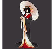 Crane!Mikasa Photographic Print