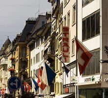 Zürich, Switzerland by Dania Reichmuth