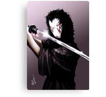 Makai Sword Canvas Print