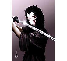 Makai Sword Photographic Print