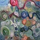 psychedelic sperm by Azmi Shajahan