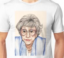 Strong women characters of Coronation Street - Blanche Hunt. 1202 views 13th June 2012 Unisex T-Shirt