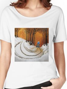 Going on Holiday Women's Relaxed Fit T-Shirt