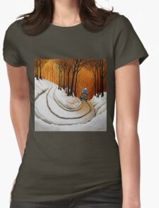 Going on Holiday Womens Fitted T-Shirt