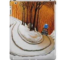 Going on Holiday iPad Case/Skin