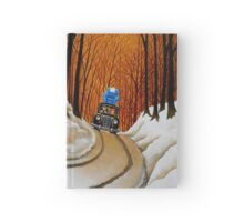 Going on Holiday Hardcover Journal