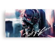 Tokyo Ghoul - Art 3 Canvas Print