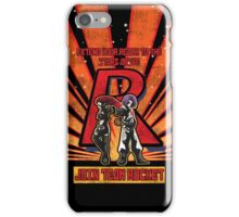 Team Propaganda iPhone Case/Skin
