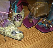 It's all about the Shooz  by Rita  H. Ireland