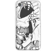 WORMS - DEAD CAT iPhone Case/Skin