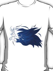 Sonic Flaming Dash Logo T-Shirt
