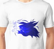 Sonic Flaming Dash Logo Unisex T-Shirt