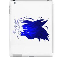 Sonic Flaming Dash Logo iPad Case/Skin