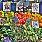 Market Fruit &amp; Veggies by lincolngraham