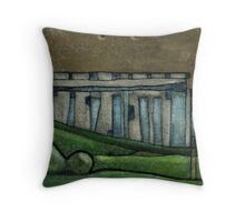 The Great House 1 Throw Pillow