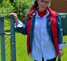 Back to the Future Marty McFly Cosplay by owlfeathers