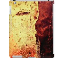Tequila Sunset Abstract iPad Case/Skin