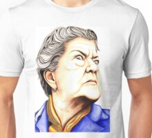 Strong Women characters of Coronation Street : Ena Sharples 390 views Unisex T-Shirt