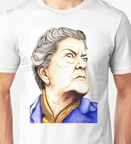 Strong Women characters of Coronation Street : Ena Sharples 390 views Unisex T-Shirt