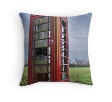 Quintessentially British Throw Pillow