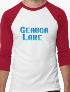 Geauga Lake Men's Baseball ¾ T-Shirt