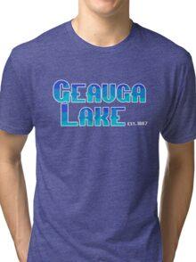 Geauga Lake Tri-blend T-Shirt