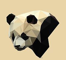 LP Panda by Alice Protin