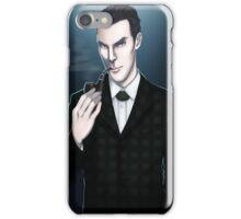 Victorian Sherlock  iPhone Case/Skin