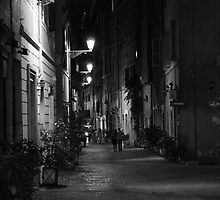 Once Upon a Night in Rome by kplata