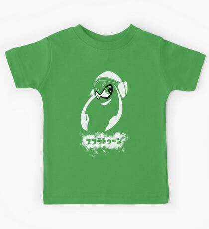 Splatoon Inkling Kids Tee