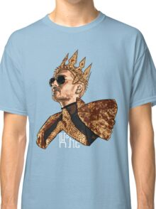 King Bill - White Text Classic T-Shirt