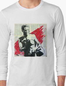 Boxer.  Long Sleeve T-Shirt