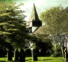 St Peter's Church 2 by missmoneypenny