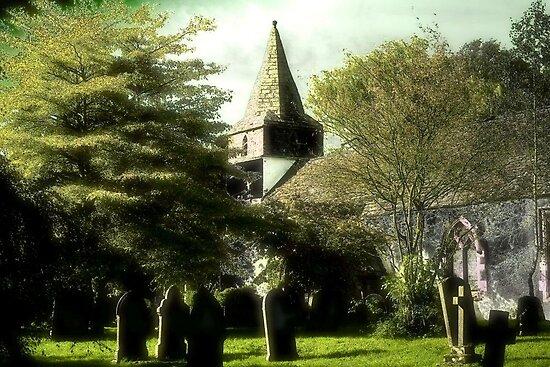 St Peter's Church 2 by missmoneypenny