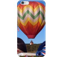 First Off The Ground iPhone Case/Skin