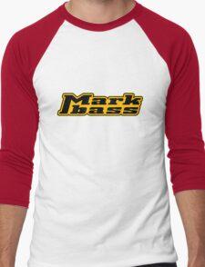 Markbass Amp  Men's Baseball ¾ T-Shirt