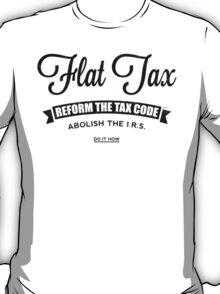 Flat Tax T-Shirt