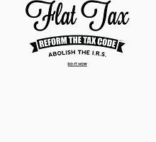 Flat Tax Unisex T-Shirt