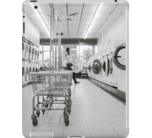The Wash Nextdoor by Kordial Orange iPad Case/Skin