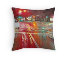 Borrowed Time Throw Pillow