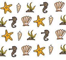 Sea Products by Cagdas Kaya