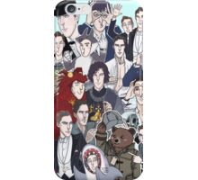2014 Benedict Cumberbatch iPhone Case/Skin