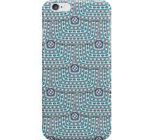 Seamless folk Romanian iPhone Case/Skin