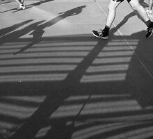 Runners by Josipa Bicanic