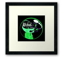 Bewicked Framed Print